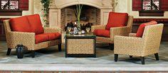 Mona deep seating - Woodard Furniture 2013