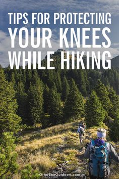 Why do you knees hurt while hiking? Is hiking bad for your knees? What about hiking downhill or uphill? Can your knees be permanently damaged? Check out these 8 simple ways to prevent knee damage on your hike. Wilderness Survival, Survival Prepping, Survival Skills, Sore Knees, Bad Knees, Best Hiking Boots, Hiking Training, Hiking Quotes, How To Protect Yourself