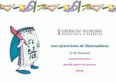 La CASETA, un lloc especial: Matemàtiques de 3r d'Educació Primària