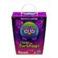 Furby Boom, Furbling ** GREEN TO BLUE ** Furblings Crystal Wave 3, BRAND NEW!