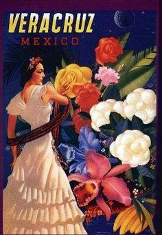 Vintage Paperback Cover Art: Mexican vintage