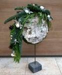 Floral Design, Art Floral, Christmas Flower Arrangements, Diy Flowers, Flower Diy, Christmas 2015, Tropical, Diy Crafts, Holiday Decor