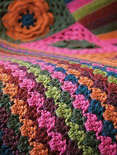 Ravelry: Groovyghan pattern by Tracy St. John