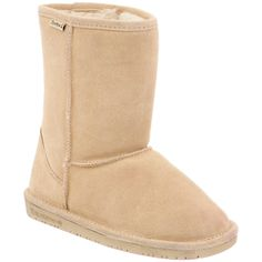 """Emma 8"""" Boot for Women by BEARPAW Shoes in Camel"""
