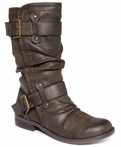 Report Boots, Hilaria Boots - All Women's Shoes - Shoes - Macy's Buy Boots, Cool Boots, Ugg Winter Boots, Mocassins, Boots Online, Mid Calf Boots, Fashion Boots, Me Too Shoes, Women's Shoes