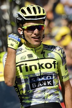 Rafal Majka wins stage 11 of the 2015 Tour de France. (Getty Images Sport)