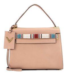 mytheresa.com - Ledertasche My Rockstud - Ethno-inspiriert - Luxury Fashion for Women / Designer clothing, shoes, bags