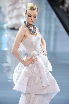 Christian Dior at Couture Fall 2008 - Runway Photos