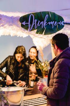 ✨*Drink me* Lasercuts eignen sich perfekt für Beschilderungen.. ob semi permanente 3D Schriftzüge bei Events & Hochzeiten oder aber stilvolle & einzigartige Firmen- & Raumbeschilderung... Immer special✨ @die_macherei Events, 3d, Party, Wels, Creative Gifts, Script Logo, Things To Do, Parties