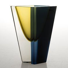 Glass Design, Design Art, New Pins, Finland, Modern Contemporary, Retro Vintage, Glass Vase