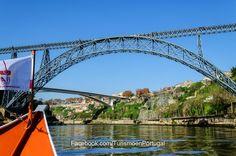 Ponte de Dona Maria Pía, Porto