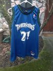 For Sale - Kevin Garnett Minnesota Timberwolves Official NBA Nike Mens Large Jersey Blue - See More At http://sprtz.us/WolvesEBay