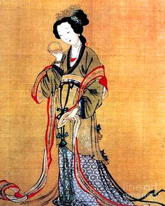 Ancient Chinese Painting Photograph  - Ancient Chinese Painting Fine Art Print