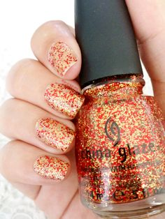 China Glaze : Electrify (Hunger Games Collection - District 5 - Energie) n°80623
