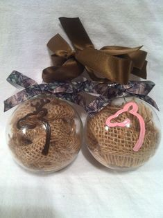 Hand painted Christmas Glass ornament, Browning inspired ornament set by marietta