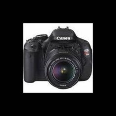 Canon EOS Rebel T3i (600D) Digital Camera with 18-55mm IS II Kit Want! Want! Want!