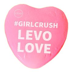 Happy Valentine's Day! Share the #levolove with your #GirlCrushes. For more sayings and personalized messages, visit our Facebook and Twitter pages all day long!