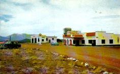 Winona, Arizona Trading Post on Route 66