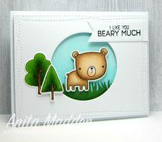 I Like You Beary Much