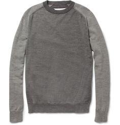 Maison Martin Margiela Tonal Wool Sweater