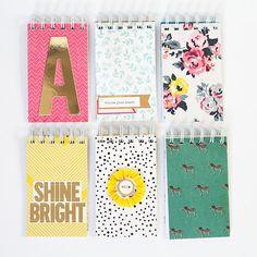 DIY Mini Notepads