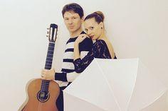 Andrea Vettoretti  Alice Guidolin  & Federico Zambon inRain