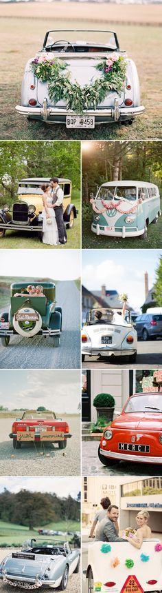 02-vintage wedding cars
