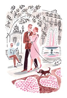 Sarah McMenemy #illustration