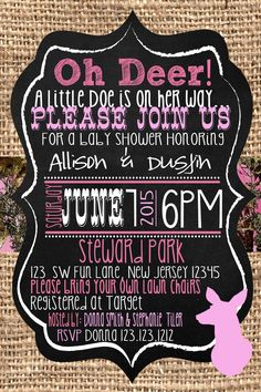Instant download hot pink camo baby shower games diaper raffle doe burlap pink camo baby shower invitations filmwisefo