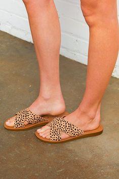 Brown Cheetah Crisscross Sandal Leopard Sandals, Brown Sandals, Brown Leopard, Cheetah, Capri Jumpsuit, Stretch Denim Fabric, Casual Couture, Tie Dye Colors, White Denim Jeans
