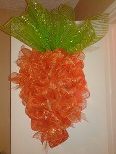 30 inch Easter Carrot