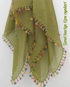 Crochet Trim, Filet Crochet, Baby Knitting Patterns, Pedi, Couture Fashion, Handicraft, Kimono Top, Girls Dresses, Women