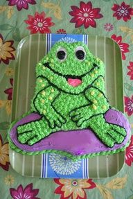 Cake Images With Name Naveen : 1000+ images about callie s b-day on Pinterest Frogs ...