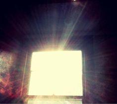 July 9: Window - Photo by Erika Lowe @ErikaBTV on Twitter: Good morning! #VPTJulyPix #July