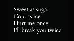 frase phrase sugar ice break love