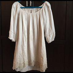 Tunic/Dress Sz S