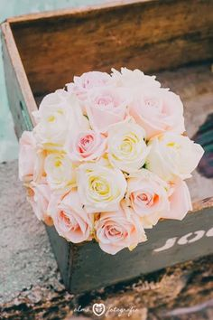 Ramos de #rosas #ramodenovias #floresadomicilio, www.florescoronado.cl