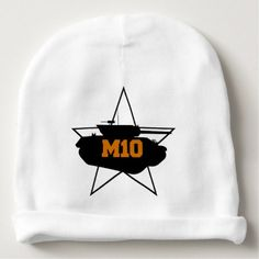 Cover your head with a customisable Army hat from Zazzle! Shop for stunning embroidered hats, trucker hats & one-of-a-kind visors. M10 Wolverine, Army Gifts, Tank Destroyer, Create Your Own, Personalized Gifts, Beanie, Baby, Military, Design