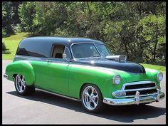 1951 Chevrolet Sedan Delivery | #Mecum #Harrisburg