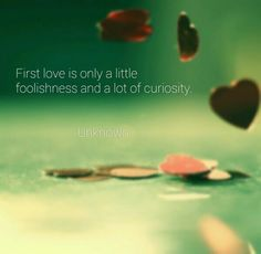 First love theory