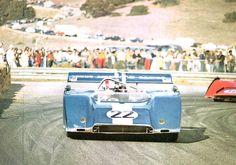 CAN AM 1972 - François Cevert - Sport auto Novembre 1972