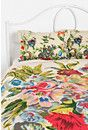 Romantic Floral Scarf Duvet Cover - Urban Outfitters