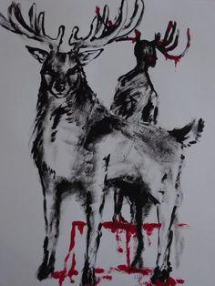 Hannibal by purrzymeow on deviantART