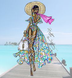 Fashion girl illustration shopping hayden williams Ideas for 2019 Hayden Williams, Fashion Illustration Sketches, Illustration Mode, Fashion Sketches, Fashion Quotes, Fashion Art, Girl Fashion, Trendy Fashion, Paper Fashion