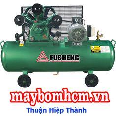 Máy nén khí công nghiệp piston dạng thấp áp Fusheng TA-100 10HP