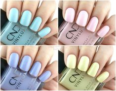 CND   Spring 2018 Chic Shock Collection: Review and Swatches