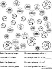 15 Best Coin Identification images in 2014 | Math classroom