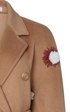 Nude Aster Coat by MARCH11 for Preorder on Moda Operandi
