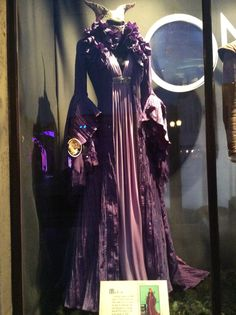 Maleficent dress from Once Upon A Time