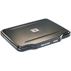 Pelican HardBack 1065-003-110 1065CC Hard Case for iPad 1, 2 - Black